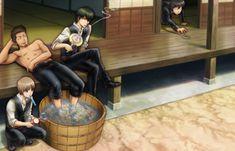 # Shinsengumi