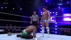 In the words of Mauro Ranallo... Kota Ibushi vs. Cedric Alexander is an INSTANT CLASSIC!!!