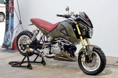 Honda MSX 125 by KDSHOP - mini4temps.fr