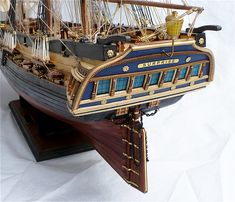 Here are some more images of Artesania Latina's 1/48 scale HMS Surprise. From Wikipedia' Unité was a corvette of the ...