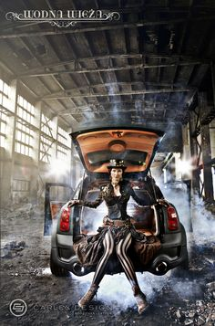 Steampunk MINI Cooper by Carlex Design