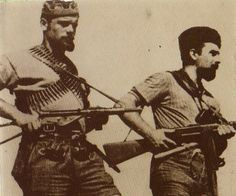 Italian partisans , members of a Brigata Garibaldi. Italian Army, Historical Images, Armed Forces, World War Two, Wwii, Dieselpunk, Italy, Collaboration, Don't Forget