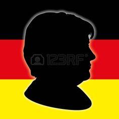 BERLIN, GERMANY - SEPTEMBER 2017 - Elections 2017 candidate Angela Merkel