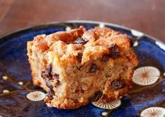 """Love this recipe?PIN ITto your DESSERT BOARD to save them! FollowBAREFEET IN THE KITCHENon Pinterest for more great recipes!  Challah Bread Pudding with Kahlua Cream Sauce could also be named """"The BEST bread pudding in all the world."""" I am not even exaggerating. This bread pudding is truly spectacular both with and without theRead More"""