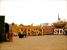 Vegas Junkyard