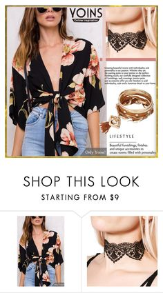 """""""Yoins 20"""" by crvenamalina ❤ liked on Polyvore featuring yoins, yoinscollection and loveyoins"""