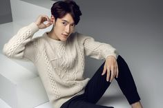 Asian Men Fashion, Mens Fashion, Aster, Dramas, Actors & Actresses, Wolf, Chinese, Turtle Neck, Pullover