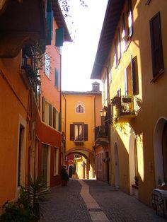 Gardone Riviera, Lago Di Garda, Brescia, Lombardy, Italy