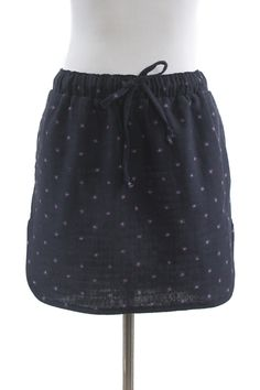 Baseball Skirt by Sew DIY | Indiesew.com