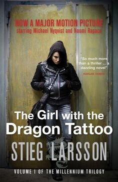 """The Girl with the Dragon Tattoo"" is a 2009 Swedish drama thriller film based on the novel of the same name by Swedish author/journalist Stieg Larsson.  A journalist is aided in his search for a woman who has been missing -- or dead -- for forty years by a young female hacker."