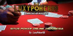 Belum pernah menggunakan Situs Poker Online Via Android ? Download Aplikasi Poker Online di luxypoker99.co mudah digunakan dengan min deposit 10rb.