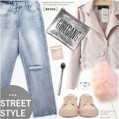 Street Style by metisu-fashion on Polyvore featuring Jil Sander, Sarah Baily, Japonesque, Jouer, polyvoreeditorial, polyvoreset and metisu