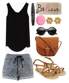 """Me"" by ellelovesfashion07 ❤ liked on Polyvore featuring Accessorize, Zara, Casetify, NYX and Eos"