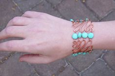 Very cute wigjig bracelet