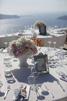 Wedding at La Maltese Santorini