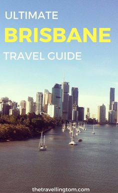 Ultimate Brisbane Travel Guide. Want to know the best things to do in Brisbane? Where to stay in Brisbane? Places to visit in Brisbane? Check out my guide for all this and more!  visit Brisbane | what to do in Brisbane | where to go in Brisbane | Brisbane travel | Australia travel | Brisbane Australia #brisbane #australia