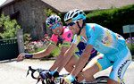 Dauphine Libere Stage 6:  Grenoble > Poisy, 178.5kms - GW Nibali