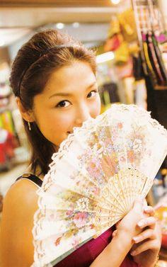 """danchou-danchou-revolution:  Ishikawa Rika♥ """"Kazahana""""..."""