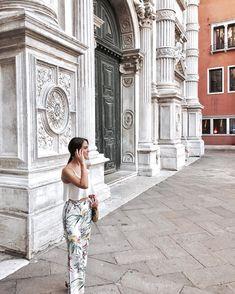 "Venice - "" in Venice ☀️ Venice Travel, Ootd, Skirts, Fashion, Moda, Fashion Styles, Skirt, Fasion"