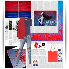 """Can't stop"" by mariacollares on Polyvore"