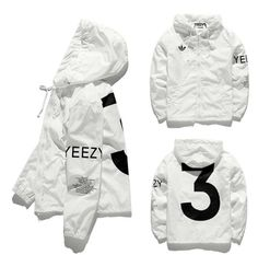 Yeezy X Adidas Windbreaker