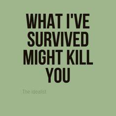 Correction:WOULD kill you!!