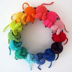 Rainbow Mice                                                                                                                                            21300351287Follow                                                                                                                  Comment                                                                                                            Rainbow Mice