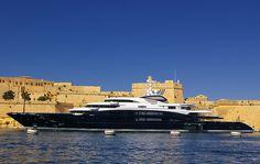serene yacht malta