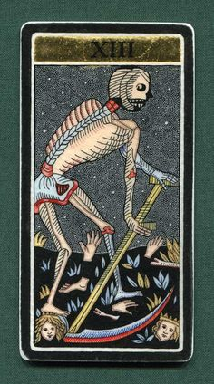 A Journey Round My Skull: Alexander Andreev's Tarot
