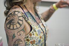 Old Clock #Tattoo