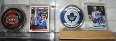 Two Autographed Hockey Cards by Kirk Muller & Doug Gilmour. Found on MaxSold Kingston K.K.I.D.S Kingston Kids With Illness Deserve Support Inc. Charity Auction.