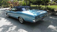 1967 Pontiac GTO Convertible 400 CI!!!