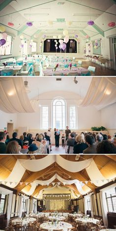 parish hall weddings