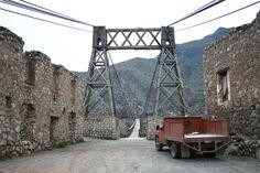 Puente de Ojuela, Ojuela, Mexico