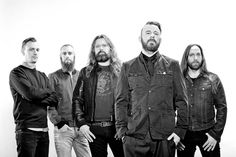 In Flames im September 2014 auf Tour