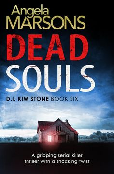 https://flic.kr/p/Tuny4d | USA Angela Marsons Dead Souls © David & myrtille / Arcangel Images
