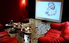 Sevgiliye Romantik Hediyeler Home Cinemas, Home Decor, Homemade Home Decor, Decoration Home, Home Decoration