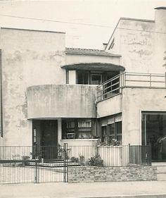 Casa Foghini 1952 di Gino Valle ora casa Tesolin, San Giorgio di Nogaro