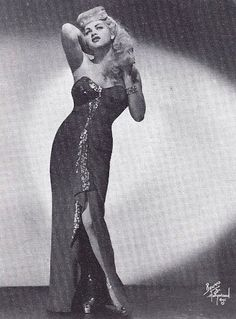 Titanic Rogers, who was a star of female impersonation, for a while.