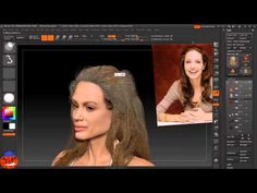 Making Off of the creation of the Hair for my Charlize Theron model, if you want to see the result go to 06:51, this is not the final render it´s a wip, fina...