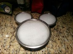 How Walt Disney would have washed his dog bowls!