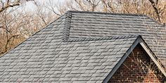 EcoStar, Seneca Cedar Shake Tiles - Eco-Friendly, Durable, Recycled Rubber Roofing Tiles - Green Building Supply