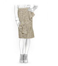 Frabjous Couture: PMPS Sew-Along: Lekala Pattern 4214