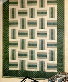 I like the look of the woven quilts.