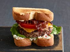 Once upon a time, a cheeseburger met a BLT. Get the recipe for your own happily ever after.