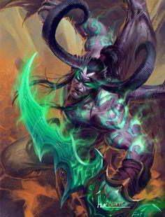 Illidan ~ Gran guerrero