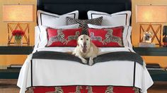 Scalamandre Bedding Collection