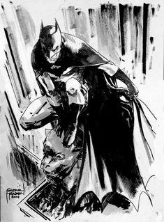 Batman by Gabriel Hardman