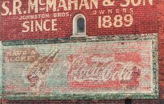 Old Coke Sign - Seymour Missouri by Uncle Phooey, via Flickr