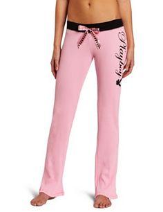 Playboy Women's Thermal Pant, Pink, Medium Playboy. $26.00